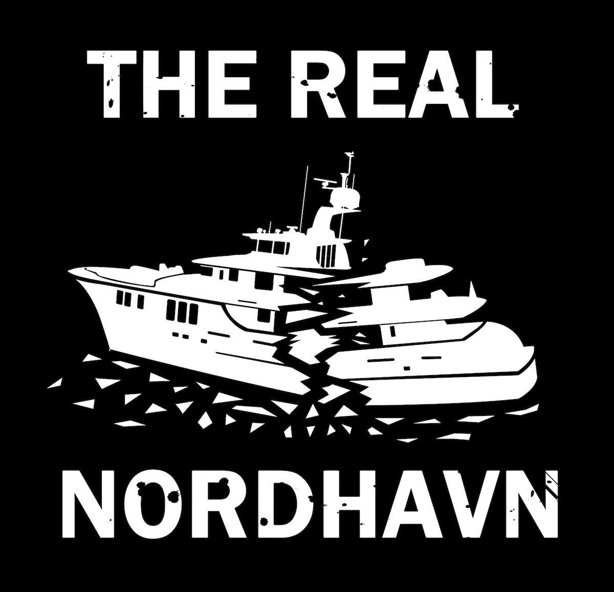 The Real Nordhavn Logo